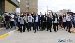 'Demokrasi yürüyüşü' Ankara'da