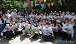 'Demokrasi yürüyüşü' Bitlis yolunda