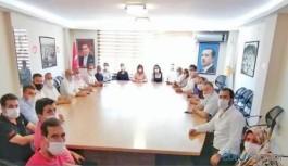 Devlet kurumlarından AKP'ye ziyaret