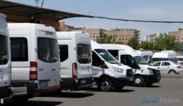 Diyarbakır'da 10 minibüs sürücüsünde koronavirüs çıktı, yolcular aranıyor