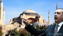Erdoğan'dan Ayasofya talimatı