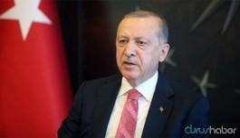 Erdoğan'dan 'koronavirüs' açıklaması
