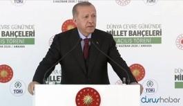 Erdoğan'dan yeni yasak açıklaması