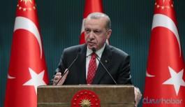 Erdoğan ilk kez 'erken seçim'le ilgili konuştu