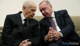 Erdoğan ve Bahçeli seçim tarihi konusunda anlaştı