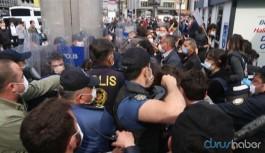 Ethem Sarısülük anmasına polis müdahalesi: Çok sayıda gözaltı