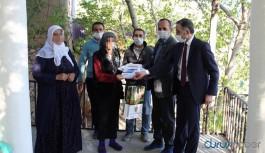 Ev ev gezen AKP'li belediye başkanında koronavirüs tespit edildi