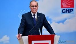 CHP'li Öztrak: Tek adam rejiminin Türkiye'yi getirdiği yer fiili diktatörlüktür