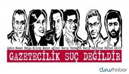 Gazeteci Çelik: Toplum vicdanında beraat ettik, mahkemeye düşen bunu tasdiklemek