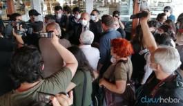 Gazeteciler Edirne'ye alınmadı