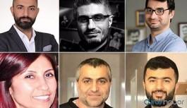 Gazetecilik yargılanıyor: 6 gazeteci haber yaptığı için bugün hakim karşısına çıkarılıyor