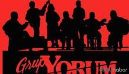 Grup Yorum'dan red kararına tepki