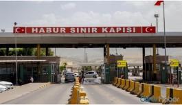 Bakan Pekcan açıkladı: Habur ve Gürbulak sınır kapıları açılıyor