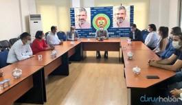HDP, 'Darbeye karşı demokrasi yürüyüşü'nü ziyaretlerle sürdürüyor