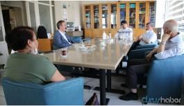 HDP'den 'demokratik mücadele' ziyaretleri