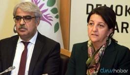 HDP Eş Genel Başkanları: Meclis'te tek bir kişi kalsa bile bu mücadele devam edecek