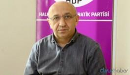 HDP'li Önlü: Yürüyüşümüz başladı ve devam edecek