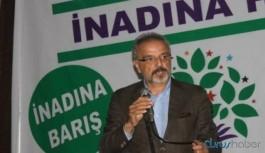HDP'li Sakık'tan sine-i millet çıkışı