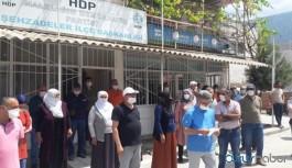 HDP'liler Aydın ve Manisa'dan yola çıktı
