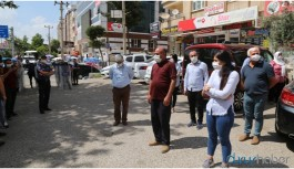 HDP il binası abluka altına alındı, partililerin kentten çıkışına izin verilmedi