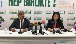 HDP yeni dönem strateji tutum belgesini açıkladı