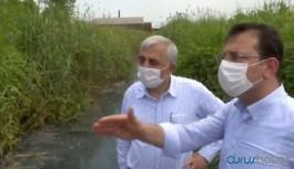 İBB Başkanı İmamoğlu'ndan Çevre ve Şehircilik Bakanlığı'na suç duyurusu