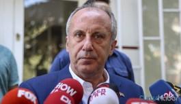 CHP'li İnce'den canlı yayını terk etmesine ilişkin yeni açıklama