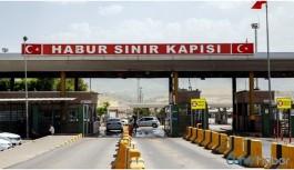 Irak ve İran gümrük kapıları açıldı