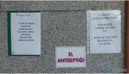İstanbul Adliyesi çalışanı memurda virüs tespit edildi