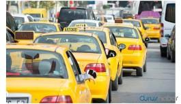 İBB'nin yeni taksi teklifi kabul edilmedi