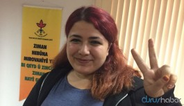 Jinnews muhabiri Beritan Canözer'e ceza