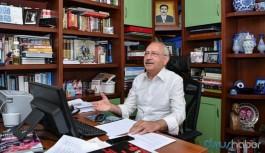 CHP lideri Kılıçdaroğlu: 5 maske bile dağıtamadılar