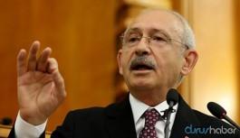 Kılıçdaroğlu: Darbe hukukunu içeren Anayasa'ya bile aykırıdır