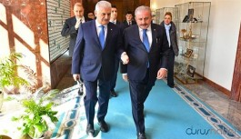 Kulis: Şentop kabineye, Yıldırım Meclis Başkanlığına gelebilir
