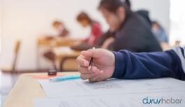 LGS sınav giriş bilgileri yayımlandı