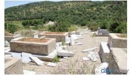 Mezarlık saldırıları AB ve BM'ye taşınacak