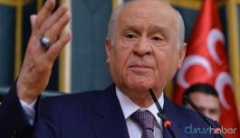 MHP lideri Bahçeli'den 'zaman' vurgulu seçim açıklaması