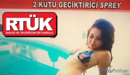 Bildirici: Muhalif kanallara ceza yağdıran RTÜK, cinsel ürün satışına göz yummuş!