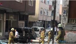 İstanbul'da işyerinde patlama: 5 yaralı