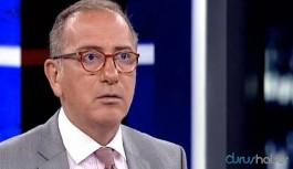 'Ölecek 600 çocuğun hesabını kim verecek' sorusuna Fatih Altaylı'dan, 'Burası Halk TV değil' yanıtı