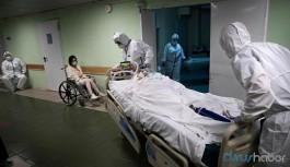Ölümden dönen 70 yaşındaki korona hastasına 1 milyon dolardan fazla fatura