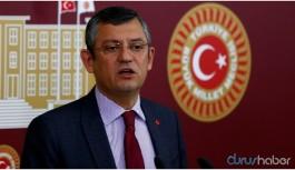 Özel'den AKP'ye: Oyla alamadığınız Siirt'e kayyum atadınız
