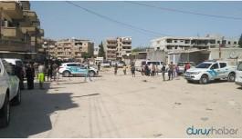 Qamişlo'da intihar saldırısı