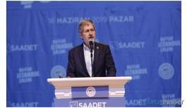 Saadet Partisi'nden Ayasofya açıklaması: Abdest aldık bekliyoruz