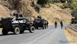 Siirt'in 11 köyünde sokağa çıkma yasağı ilan edildi