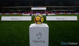 Süper Lig kaldığı yerden devam: 27. hafta hakemleri açıklandı