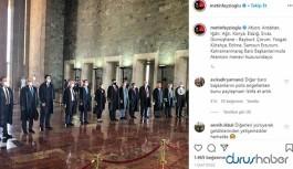 TBB Başkanı Feyzioğlu'nun paylaştığı fotoğraf istifa getirdi