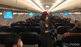 THY'nin bugün başlaması planlanan yurt dışı uçuşları iptal