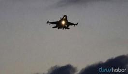 TSK'den Kuzey Irak'a hava operasyonu