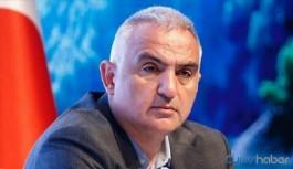 Turizm Bakanı Ersoy: İkinci dalga ekovirüs şeklinde geliyor